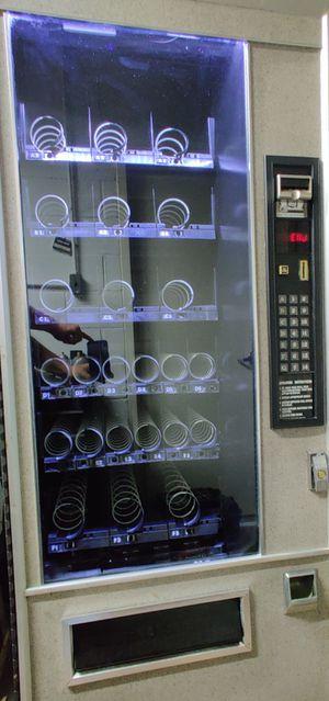 USI 3-Wide Vending Snack Machine for Sale in Matthews, NC