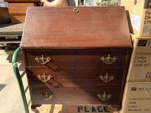 Antique secretary desk for Sale in Montclair, CA