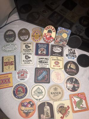 Coasters collection for Sale in Dallas, TX