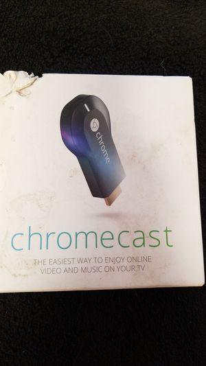 Google Chromecast (1st Generation) HDMI Media Streamer - Black (H2G2-42) for Sale in Long Beach, CA