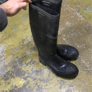 Steel Toe Water Work Boots for Sale in Atlanta, GA