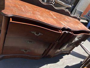 Antique dresser for Sale in Fontana, CA