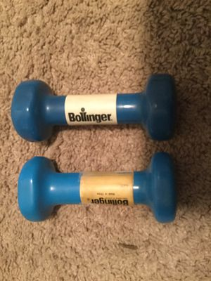5 Lb bumbbells 2 ps for Sale in Vancouver, WA