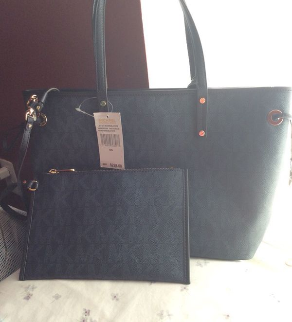 Brand New Authentic Women's MK Tote Bag