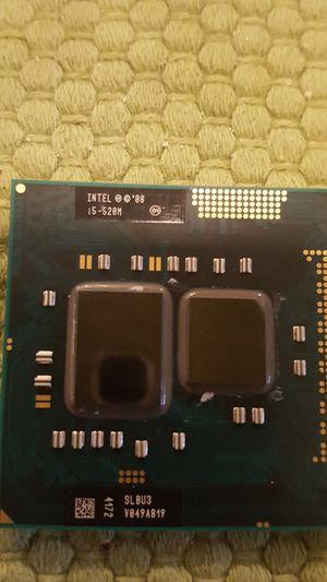 Intel core i5 - 520M for Sale in Grapevine, TX