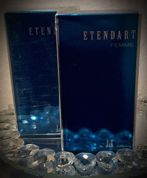 LOT OF 2 Women's ETENDART FEMME Eau de Parfum EDP France/French Perfume Spray LUX FULL SZ 5.1 oz NEW NIB for Sale in San Diego, CA