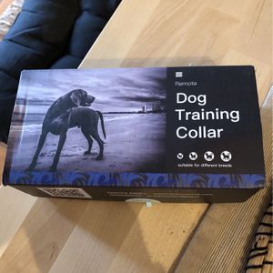 Dog Training Collar for Sale in Seattle, WA