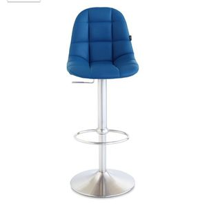 2 Blue adjustable stools for Sale in Sebring, FL