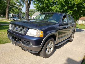 2003 FORD EXPLORER LIMITED for Sale in IL, US