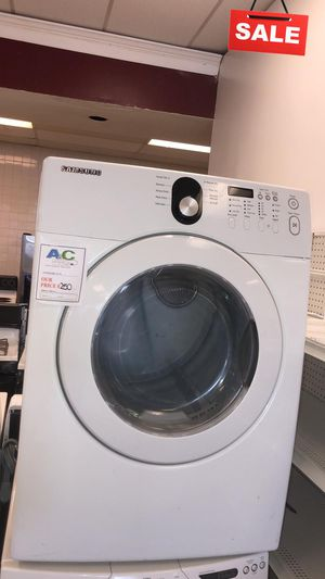 BIG BARGAINS!! High Efficiency Samsung Electric Dryer CONTACT TODAY! #1510 for Sale in Baltimore, MD