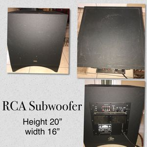 RCA, Polk Audio, JVC, Harman Kardon (Audio Equipment) for Sale in BVL, FL