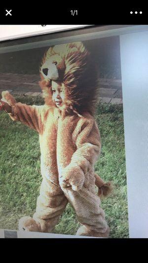 Lion Halloween costume for Sale in Washington, DC