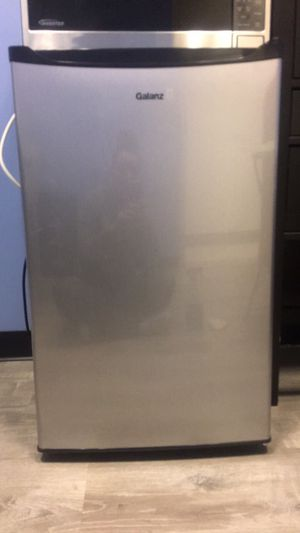 Tall Mini Fridge. Barely used. Price is firm, for Sale in Fairfax, VA