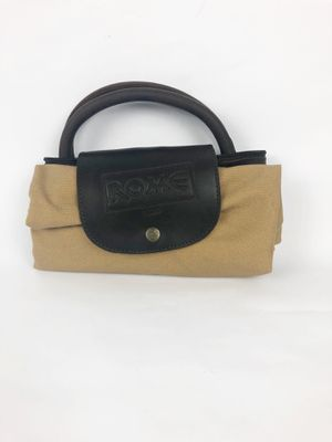 Canyon Outback Canvas/Leather Duffle Bag Rome HBO for Sale in Dallas, GA
