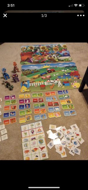 Explore and Learn: Game Puzzle Set for Sale in La Mesa, CA
