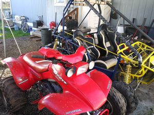 Honda 300ex & 2006 buggy for Sale in Springfield, OR