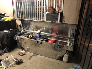 Bed truck tool box for Sale in Los Angeles, CA