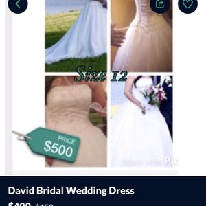 Wedding Dress for Sale in New Britain, CT