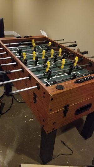 Foosball air hockey table for Sale in Macomb, MI