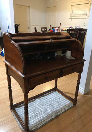 Secretaries desk Antique for Sale in Whittier, CA