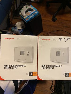 Honeywell thermostat for Sale in Long Beach, CA