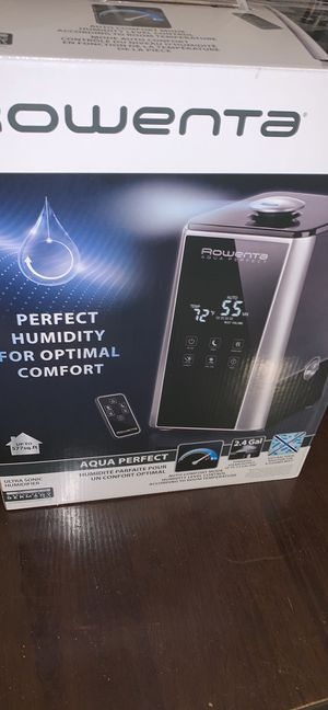 Rowenta Cool Mist humidifier for Sale in Columbus, OH