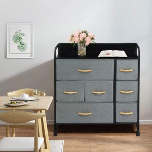 7 Drawer Dresser Storage Organizer for Bedroom for Sale in Boston, MA
