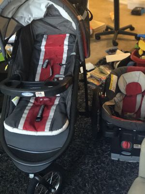 Graco jogger stroller for Sale in Gaithersburg, MD