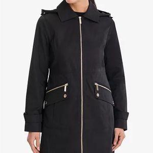 New Authentic Michael KORS Women's Coat Rain Jacket Size XL for Sale in Long Beach, CA