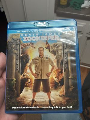 Zookeeper Blu-ray movie for Sale in Santa Ana, CA