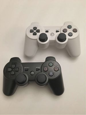 New in box 2 for $15 two pack wireless controller for PS3 Sony PlayStation 3 Game console remote controlador for Sale in Covina, CA
