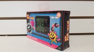 MY ARCADE GAME SYSTEM MS. PAC MAN POCKET PLAYER DGUNL-3242 for Sale in Oakland Park, FL
