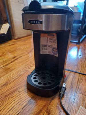 Bella coffee maker - good condition for Sale in Brooklyn, NY