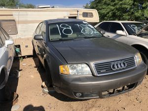 03 Audi A6 parting out for Sale in Phoenix, AZ