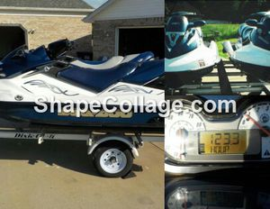 1500$_2SEAD00 GTX155 withTRAILER for Sale in Rapid City, SD