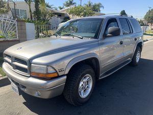 2000 Dodge Durango SLT Hemi for Sale in La Puente, CA