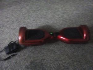 Red hoverboard for Sale in Columbus, OH