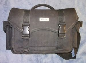 Nikon camera / lens carry bag for Sale in Thomaston, CT