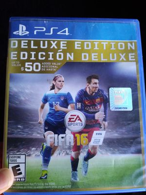 FIFA 16 (PS4) for Sale in San Diego, CA