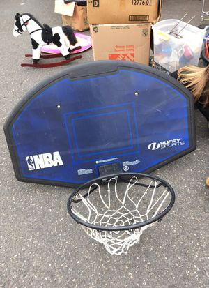 Basketball hoop to put on garage for Sale in Vancouver, WA
