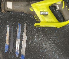 Ryobi 18v Reciprocating Saw (P515) for Sale in Seattle,  WA