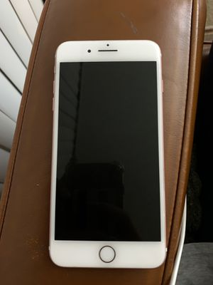 IPhone 7plus 256gb rosegold unlocked for Sale in Cypress, CA