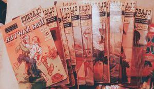 Classics Illustrated Magazines for Sale in Saint Joseph, MO