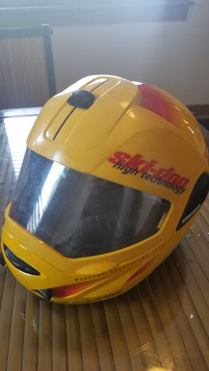 Ski-doo bombardier helmet size L for Sale in Salt Lake City, UT