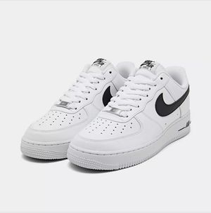 Nike Air Force 1 '07 AN20 Black White CJ0952-100 Basketball Shoes Men's NEW for Sale in Owensboro, KY
