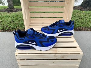 🦩🔥Air Max 200 Size9 9.5 10 & 10.5 Brand New Never Worn for Sale in Miramar, FL