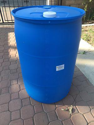55 gallon barrel for Sale in Lake Elsinore, CA
