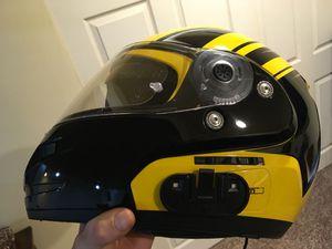 Nolan modular motorrad helmet (motorcycle), chatterbox intercom equipped for Sale in Moon, PA
