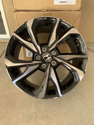 4 Rims from a 2019 Honda Civic Sport for Sale in Naples, FL