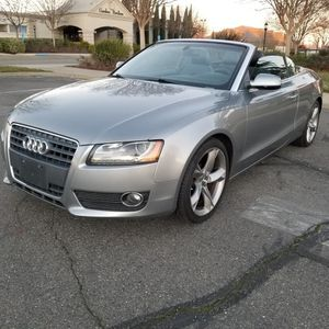 2010 Audi A5 Convertible for Sale in Sacramento, CA